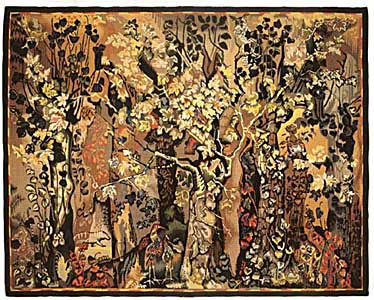 History - Aubusson tapestry - Six centuries of tradition